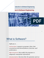 Chapter 1 - Introduction to Software Engineering