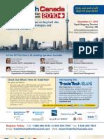 TradeTech Canada 2010