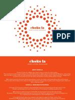Choko La Catalog 2019