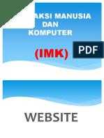 MATERI IMK-9