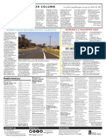Wagga City Council 'Council News' p4 12 JAN 2019