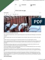 Fertiliser Must Have First Claim on Gas - The Hindu BusinessLine