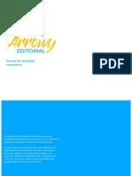 Manual de Identidad Corporativa - Arrowy