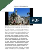 In the Praise of Hadrat Haji Ali Mumbai