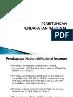 01Perhitungan Pendapatan Nasional