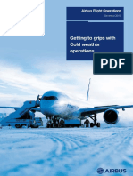 Getting to Grips With Cold Weather Operations 2015