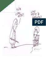 Caricatura Sobre Aprendizaje