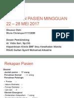 Laporn Kasus Mingguan 3 - Partus Prematurus Imminens