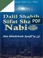 Buku Sifat Sholat Nabi