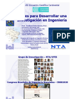 VIIIECC Teodiano Freire Claves Para Desarrollar
