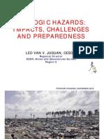 Schools Geohazard Lecture