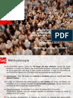 Buzz Politique - 20 Octobre 2010