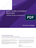 Kellogg Recruitment Report 2017