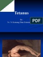 Tetanus Ajar