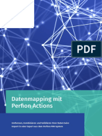 Datenmapping mit Perfion PIM