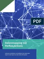 Datenmapping mit Perfion PIM