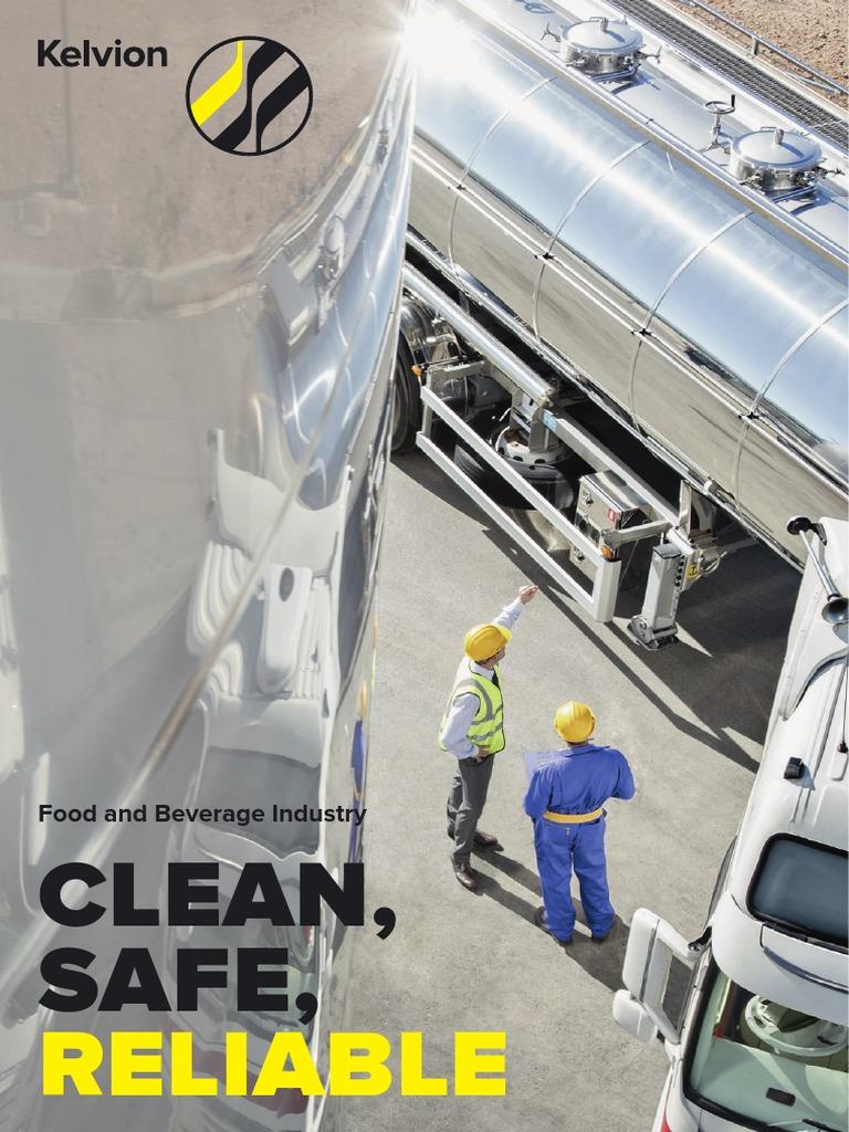 Kelvion Food Brochure En | Brewing | Heat Exchanger