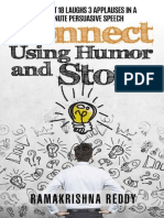 Connect Using Humor and Story
