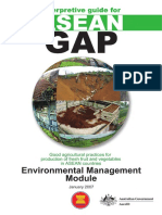 ASEAN GAP_Environmental Management Module
