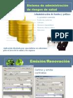 Sistema para Administradoras de Riesgo