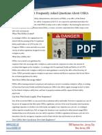 OSHA FAQS