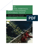 [Archaeology in Society] Sophia Labadi - UNESCO, Cultural Heritage, And Outstanding Universal Value_ Value-based Analyses of the World Heritage and Intangible