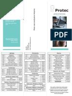 tabela de valores de protese