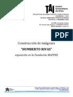 Análisis Humberto Rivas