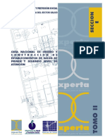 Guia Nacional de Diseño y Construcción de Establecimientos de Salud I y II Nivel TOMO II