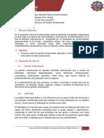 Informe de Gestion Empresarial Imprimir