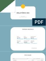 Modelo Relatório SEO