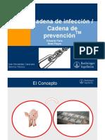 Cadena de Infección Cadena de PrevenciónTM.pptx