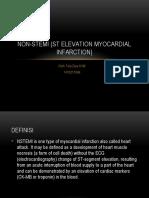 Non-stemi (St Elevation Myocardial Infarction) Teta Dea