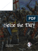 High Concept Document - Seize the Day