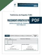 Señalizacion de Trabajos en via Publica-Ed-01