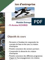 Entreprenariat