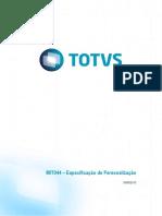MIT044 - Especificação de Personalização - Títulos Provisórios