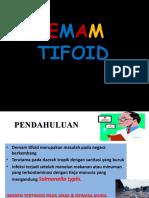 f2 Ppt - Demam Tifoid