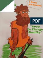 Comics Book - Draw to Change Reality