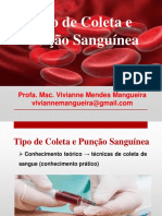 Coleta de Sangue
