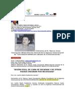 X Entrevista a Marcos 10 18 05