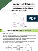 Métodos Tradicionais de Partidas de Motores de Indução