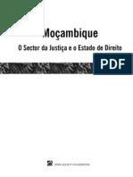 Moçambique:O Sector da Justiça e o Estado de Direito