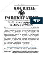 Démocratie participative - Volume 8