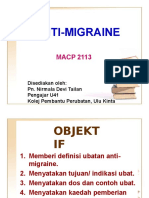 2. Anti- Migraine Jan 2010