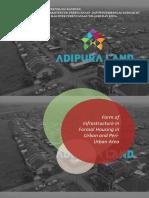 Evaluasi Infrastruktur di Perumahan Adipura, Kota Bandung