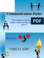 1 Communication Styles TVT PPT