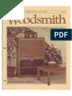 Woodsmith Magazine 25