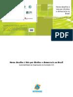 E Book Novos Desafios Luta Por Direitos Democracia No Brasil