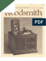 Woodsmith Magazine 24